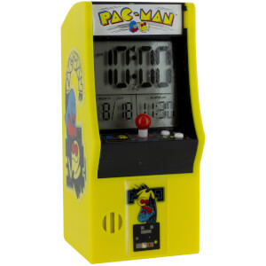 Pac Man Arcade Alarm Clock