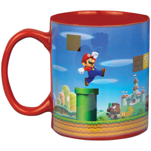 Tasse Thermosensible Super Mario