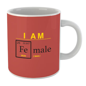 I Am Fe Male Mug
