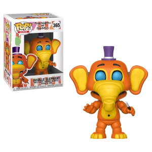Figura Funko Pop! - Orville Elephant EXC - Five Nights At Freddy's
