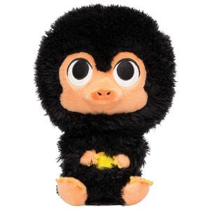 Fantastic Beasts Baby Niffler (Delfstoffer) zwart SuperCute-knuffel