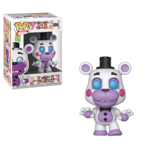 Figurine Pop! Pizza Simulator Helpy - Five Nights at Freddy's