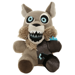 Peluche Funko Twisted One - Wolf - Five Nights at Freddy's (NYTF)