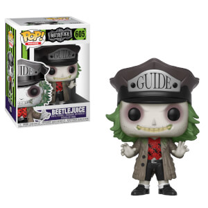 Beetlejuice with Hat Funko Pop! Vinyl