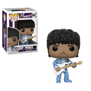 Pop! Rocks Prince Around the World in a Day Figura Pop! Vinyl