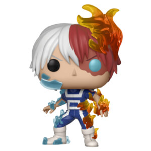 My Hero Academia Todoroki Pop! Vinyl Figure