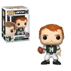 NFL Sam Darnold Pop! Vinyl Figure