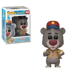 Disney TaleSpin - Baloo Pop! Vinyl