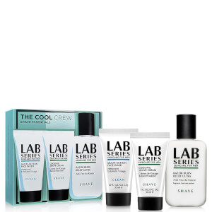 Lab Series Skincare for Men Cool Crew Shave Essentials Set (Worth $50.00)