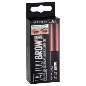 Maybelline Brow Tattoo Longlasting Tint 4.9ml (Various Shades)