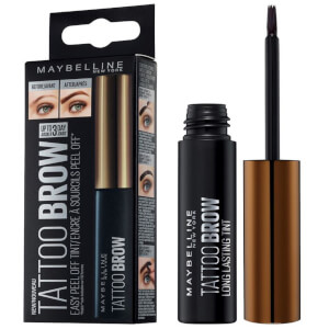Maybelline Brow Tattoo Longlasting Tint - Medium Brown