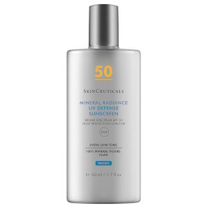 Protetor Solar Mineral Radiance UV Defense com FPS 50 da SkinCeuticals 50 ml