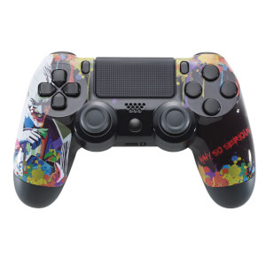 Playstation 4 Controller - Joker Edition