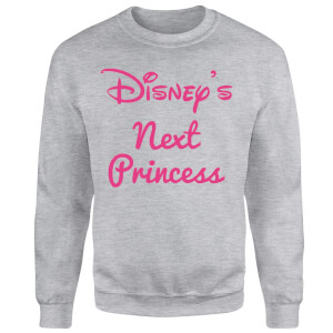Disney Princess Next Sweatshirt - Grey