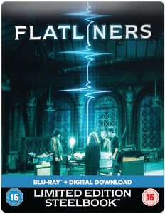 Flatliners (1990) - Zavvi UK Exclusive Limited Edition Steelbook
