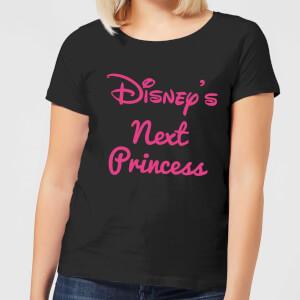 Disney Princess Next Women's T-Shirt - Black