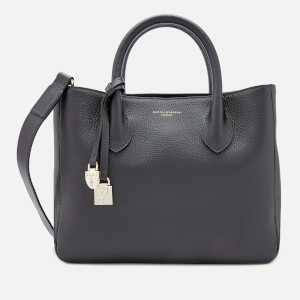 Aspinal of London Women's Small London Tote Bag - Black