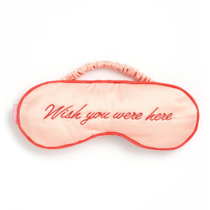 Ban.do Getaway Eye Mask - Wish You Were Here