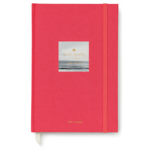 Kate Spade Travel Journal - Coral