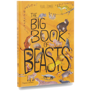 Thames and Hudson Ltd: The Big Book of Beasts