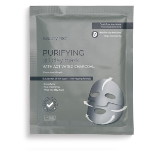 BeautyPro Purifying 3D Clay Mask