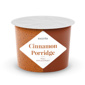 Meal Replacement Cinnamon Porridge Pot