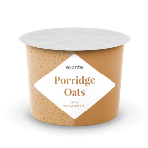 Meal Replacement Porridge Oats Pot