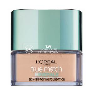 Base Mineral True Match da L'Oréal Paris 10 g (Vários tons)