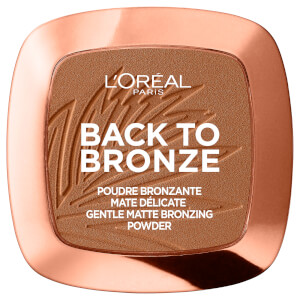 L'Oréal Paris Matte Bronzing Powder - Back To Bronze 9 g