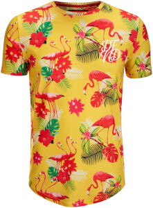 DFND Men's Tropic T-Shirt - Yellow