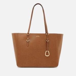 Lauren Ralph Lauren Women's Bennington Medium Tote Bag - Lauren Tan