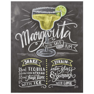 Lily & Val Margarita Print from I Want One Of Those