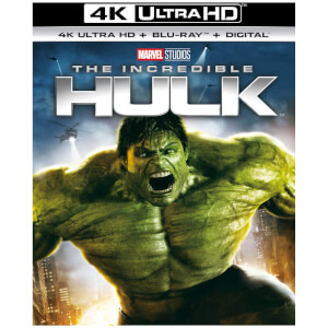 The Incredible Hulk - 4K Ultra HD