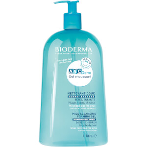 Bioderma Abcderm Foaming Gel 33.8 fl. oz.