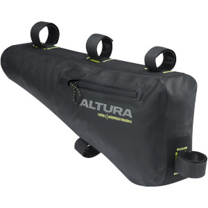 Altura Vortex 2 Waterproof 5L Frame Pack - Black