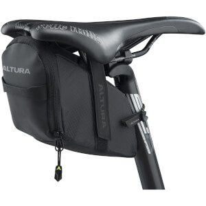 Altura NV Road Saddle Bag - Black - Large