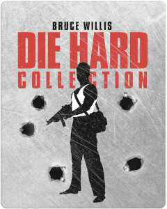 Die Hard 1-5 - Zavvi Exclusive Limited Edition Steelbook