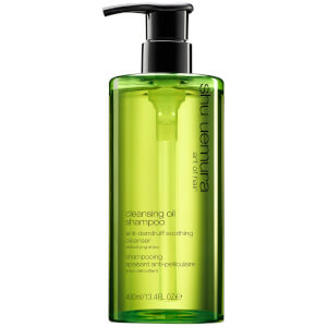 Shu Uemura Art of Hair Cleansing Oil Anti-Dandruff Shampoo 400ml