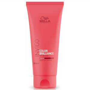 Acondicionador para cabello grueso Color Brilliance INVIGO de Wella Professionals 200 ml