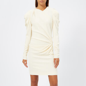 Isabel Marant Women's Abeni Modern Dress - Ecru