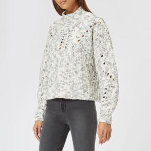 Isabel Marant Women's Jilly Sweater - Ecru