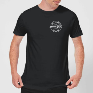 Native Shore Men's West Coast T-Shirt - Black