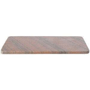 Bloomingville Marble Cutting Board - Rose