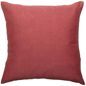 Bloomingville Cotton Cushion - Red