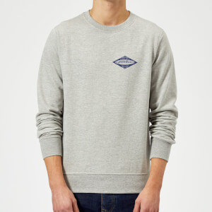 Sweat Homme Logo Native Shore - Gris
