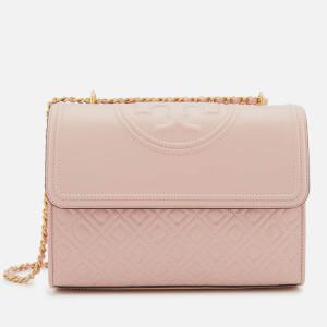 Tory Burch Women's Fleming Convertible Shoulder Bag - Shell Pink