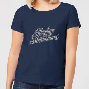 Illegitimi Women's T-Shirt - Navy