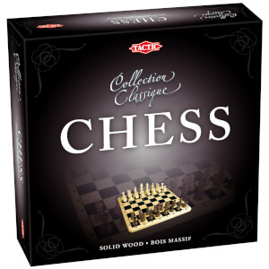 Chess in Cardboard Box