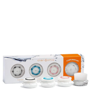 Clarisonic Brush Head Natl 4-Pack Best Sellers