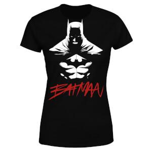 DC Comics Batman Shadows Women's T-Shirt - Black